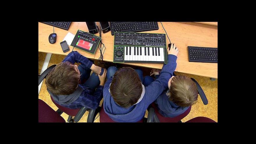 Video Děti se mění, hudební výchova s nimi