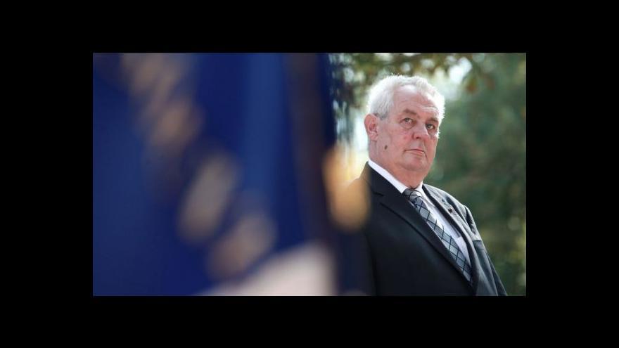 Video Dva roky s prezidentem M. Z.