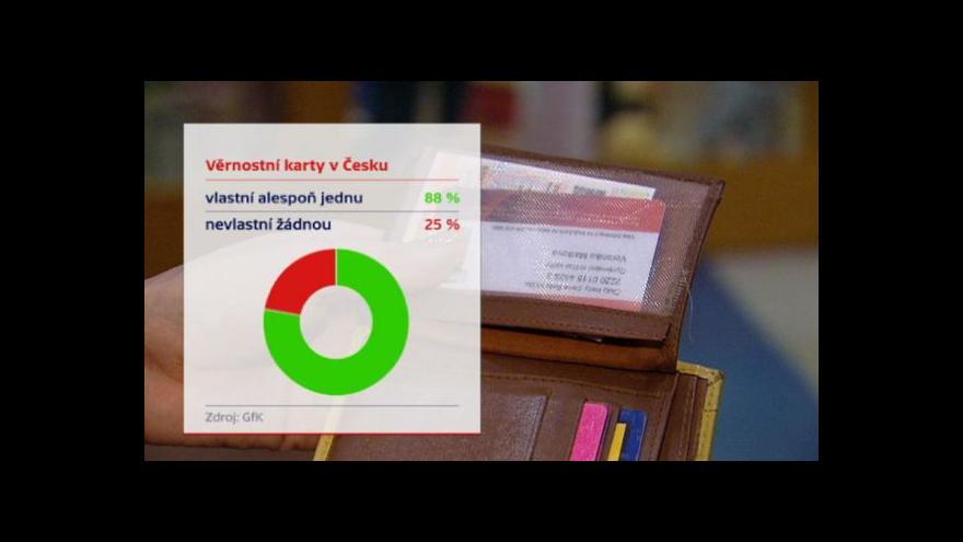 Video Události: Věrnostní karty jako výhoda pro zákazníky i obchodníky