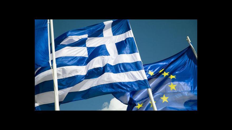 Video Reakce českých europoslanců na řecké volby