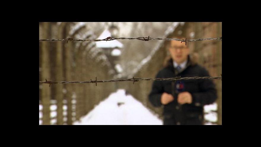Video Vzpomínky osvětimských vězňů neblednou ani po letech