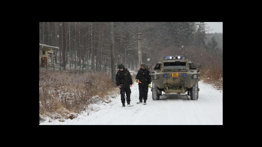 Video Transport munice z Vrbětic
