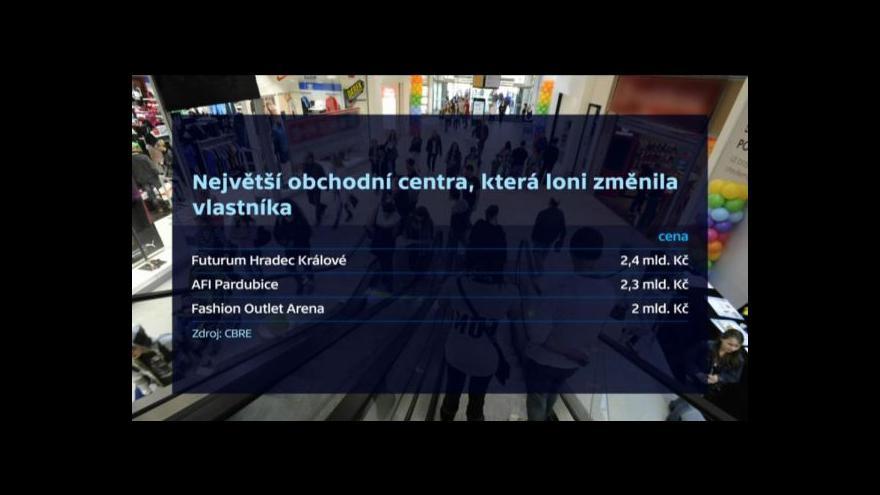 Video Logistická centra v hledáčku zahraničních investorů