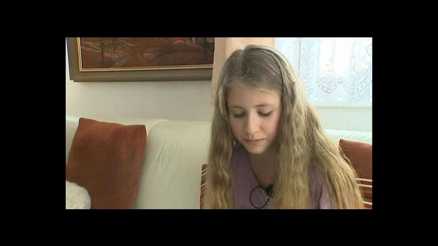 Video Desetileté dítě napsalo knihu pro děti