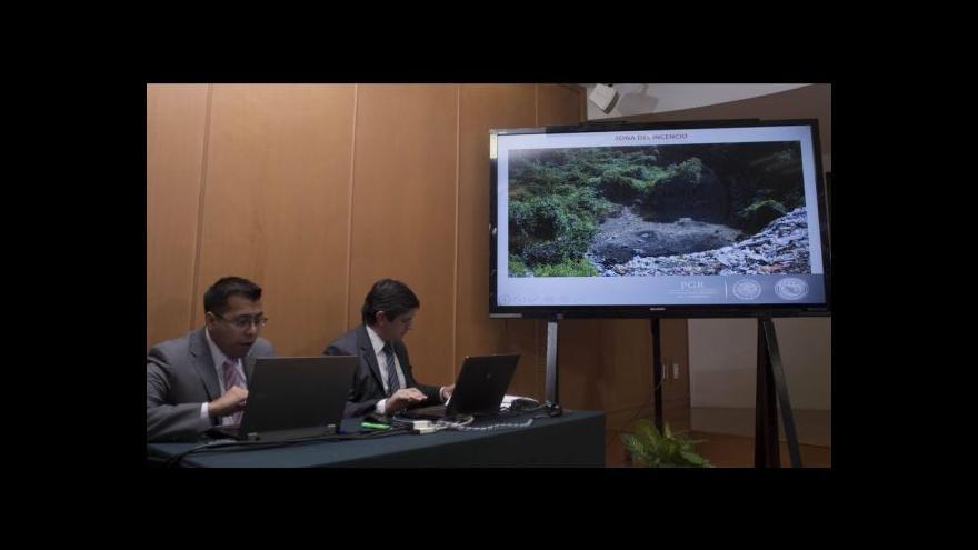 Video Ztracení mexičtí studenti jsou podle prokuratury po smrti
