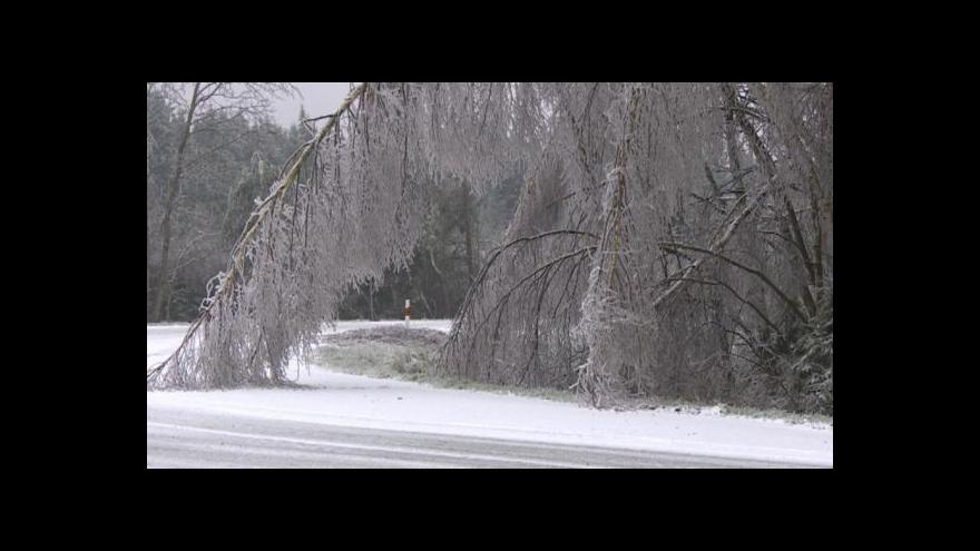 Video Počasí: Čeká nás nízký tlak i sněhové jazyky