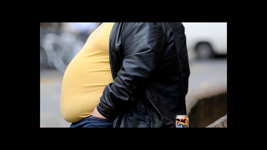 Video Šteflová: Obezita je důsledek celosvětového způsobu života