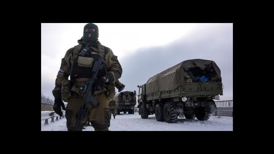 Video Rusista Dvořák: Kyjev bude muset vyjednávat s povstalci