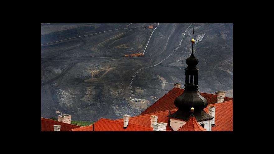 Video Události: Horníci pro pokračování těžby