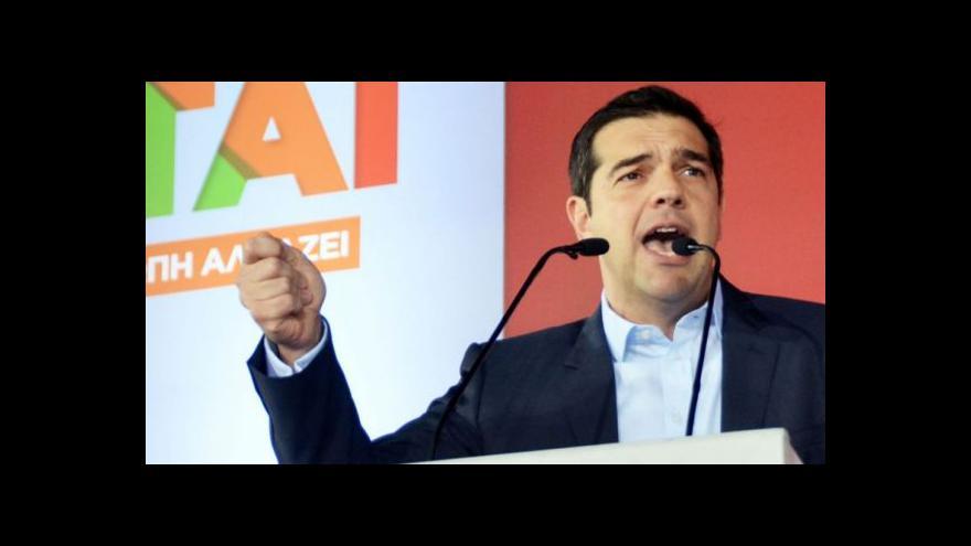 Video Setkání Tsipras-Schulz? Začátek jednání o řeckém dluhu