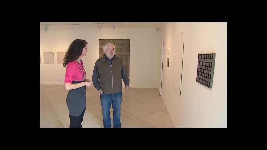 Video Tomas Rajlich vystavuje v Galerii Závodný