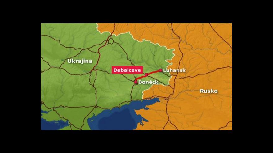 Video Mírové rozhovory v Minsku se asi ruší