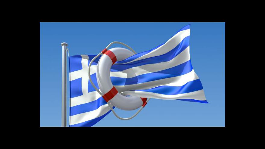 Video První schůzka mezi novou vládou Řecka a eurozónou