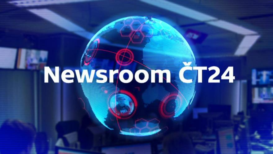 Video Newsroom ČT24
