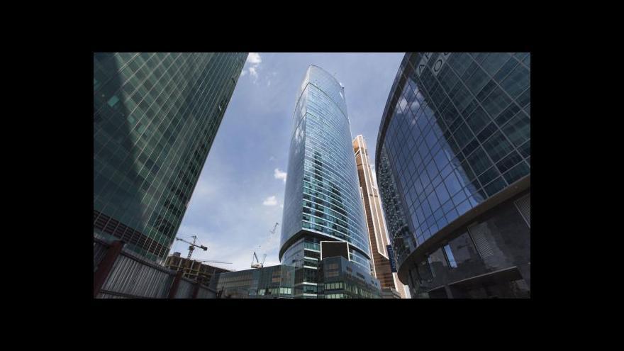Video Krok ruské centrální banky oslabil rubl