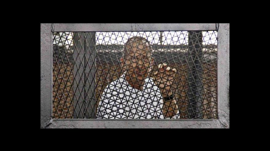 Video Egypt propustil reportéra Al-Džazíry