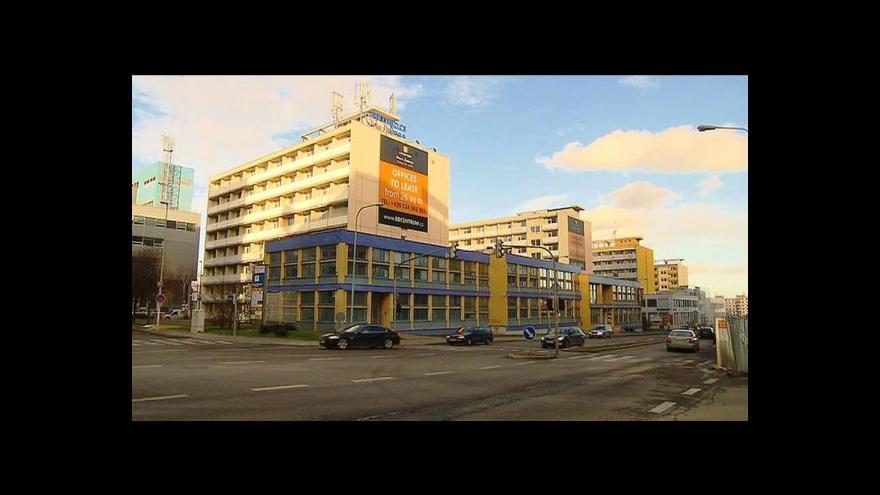 Video U metra Budějovická mají vyrůst další dvě výškové budovy