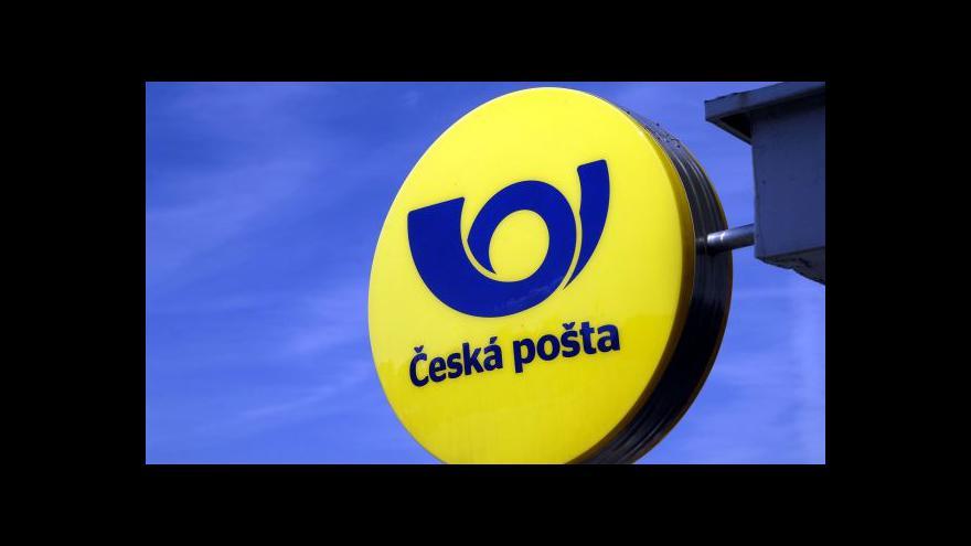 Video Události: Další zdražení bude poštu zřejmě stát zákazníky