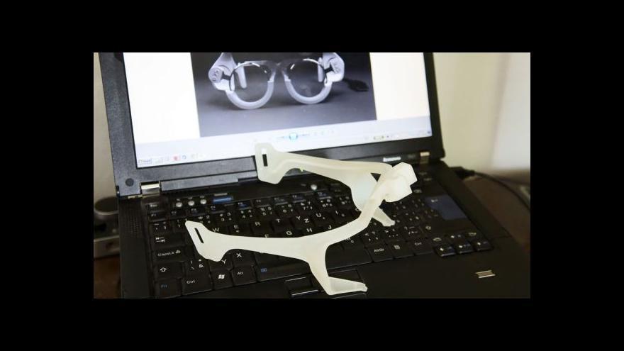 Video 3D tiskárnu si lze postavit i doma