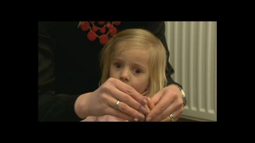 Video Děti stvořené z DNA tří lidí
