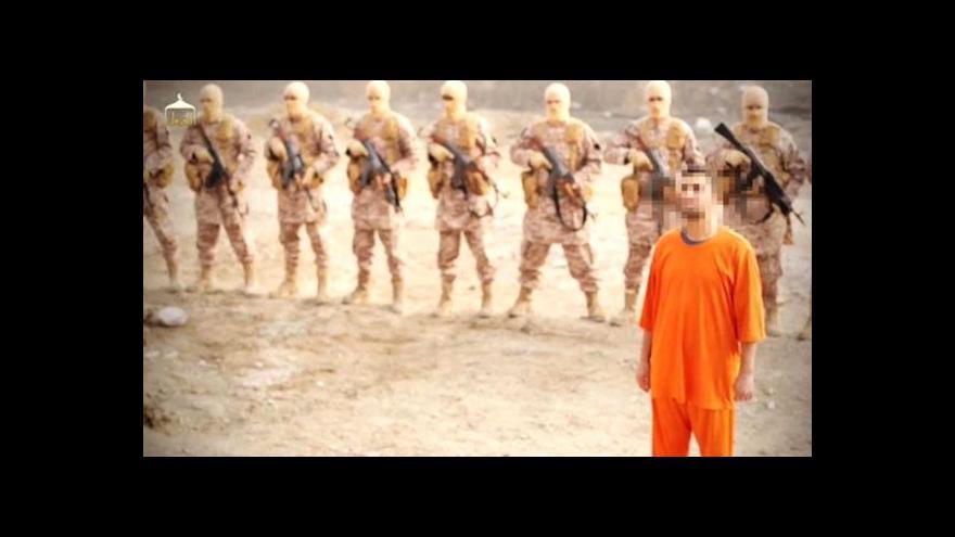 Video Horizont ČT24: Jordánsko slibuje džihádistům pomstu