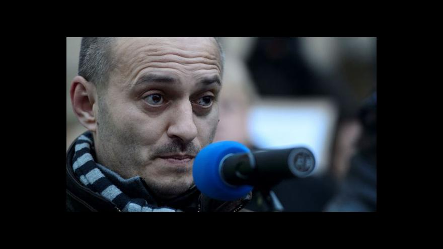 Video Konvička: Aktivity omezovat nehodlám, promluvím v Brně