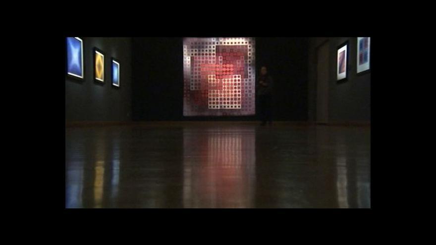 Video Muzeum v Olomouci získalo do sbírek Vasarelyho