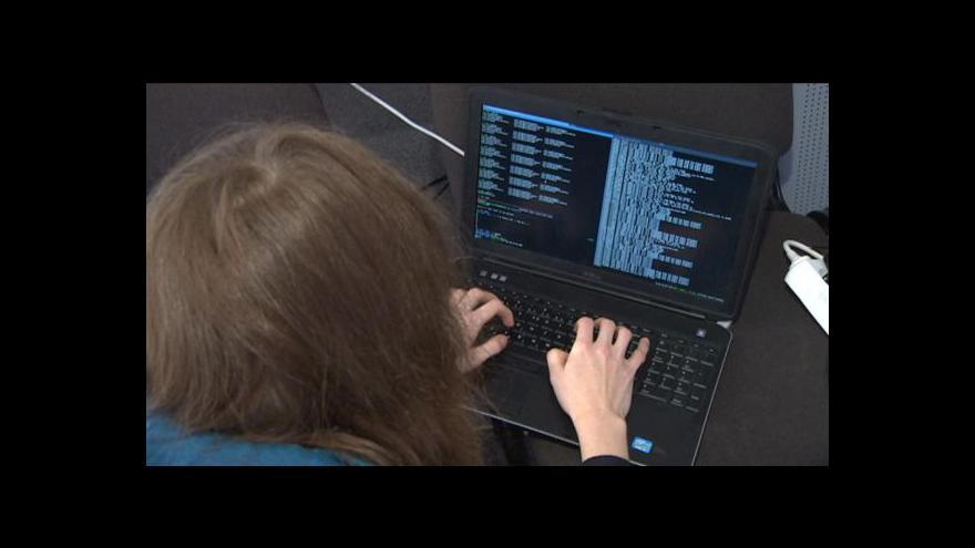 Video Reportáž: Český student bodoval v IT soutěži Googlu