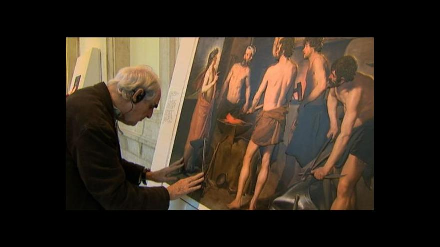 Video Prado zpřístupnilo obrazy nevidomým