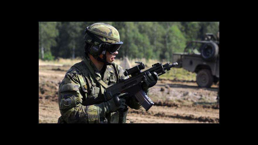 Video Bezpečnostní strategie 2015: Lokální konflikty hlavní hrozbou