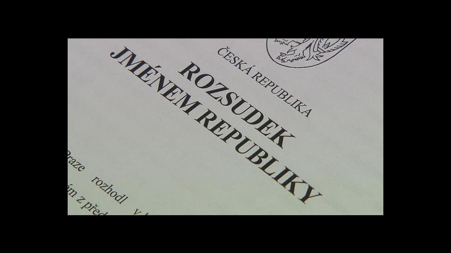 Video Události: Platy soudců by mohl znovu projednat Ústavní soud