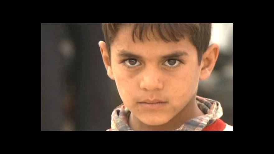 Video Islámský stát prodává děti do otroctví