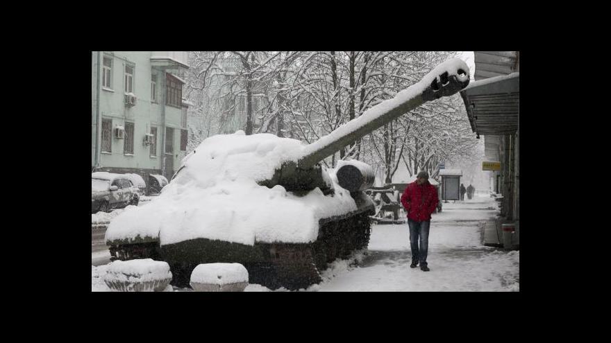 Video Události: Nová šance pro mír na Ukrajině?