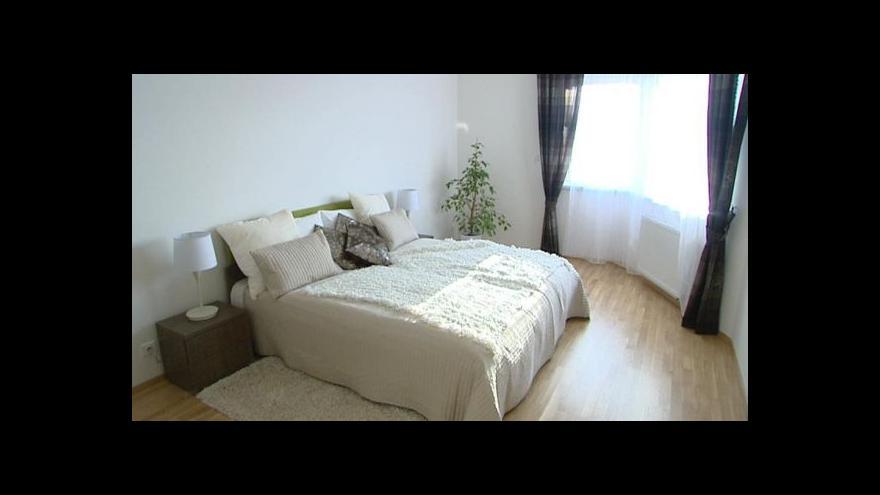 Video Nejrychleji na odbyt jdou nemovitosti v Praze