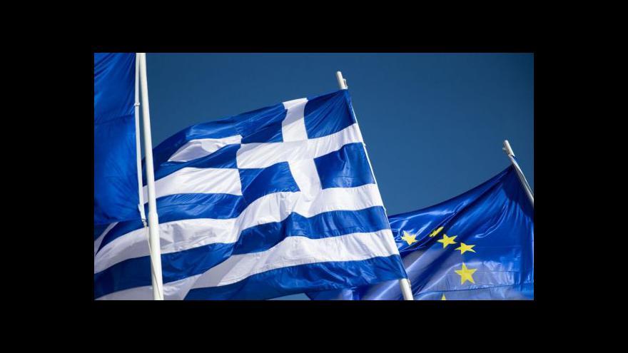 Video Německu vadí, že Atény chtějí měnit plán