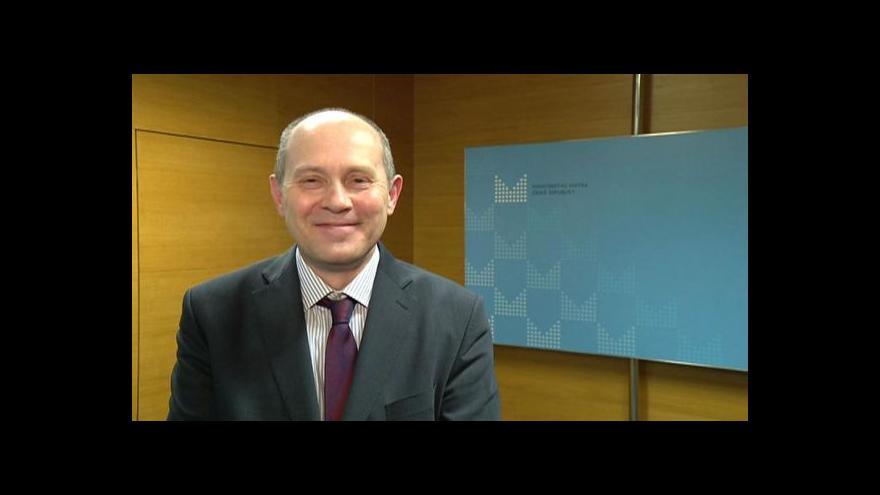 Video Josef Postránecký jednal se zástupci Evropské komise
