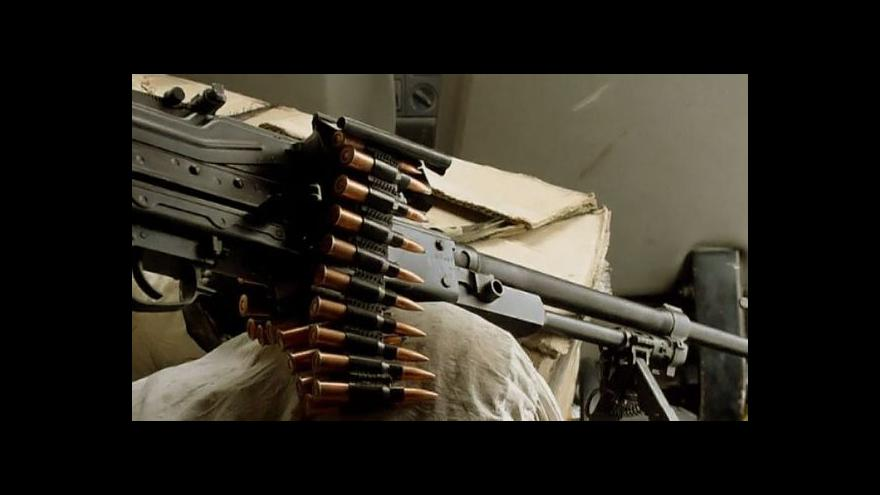 Video Zbraně pro Ukrajinu?