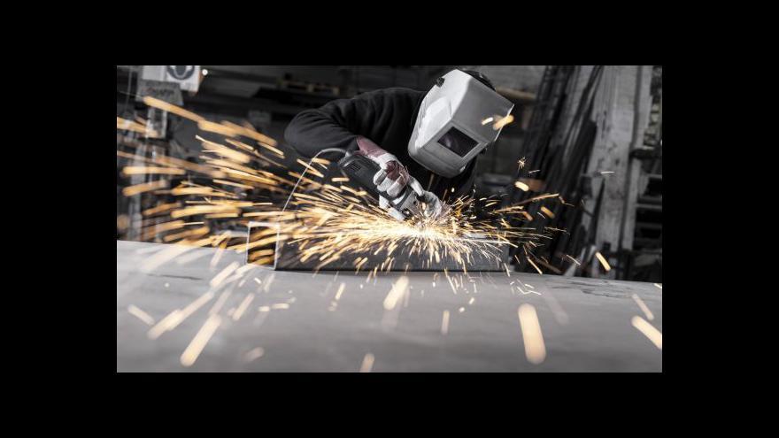 Video Český průmysl se z krize už vzpamatoval