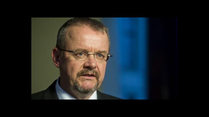 Video Ministra dopravy Ťoka letos čeká několik úkolů
