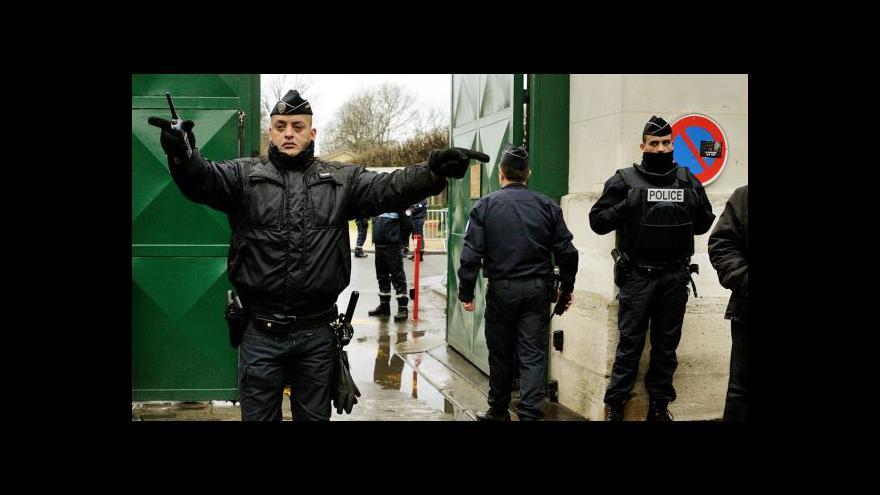 Video Zpravodaj ČT: Francie se stává důležitým terčem teroristů