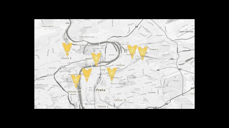 Video ArtSpotting mapuje neobjevené krásy Prahy