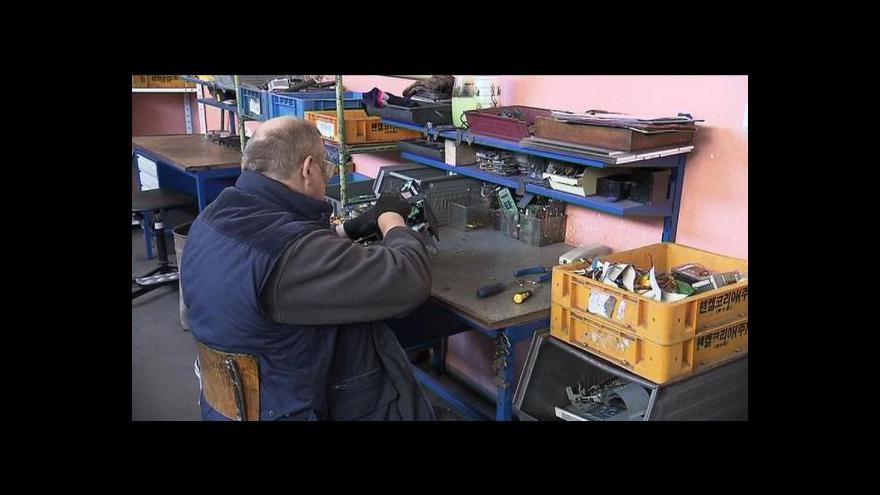 Video Události: Nová práce pro bývalé horníky