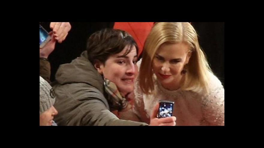 Video Události v kultuře: Nicole Kidmanová na Berlinale