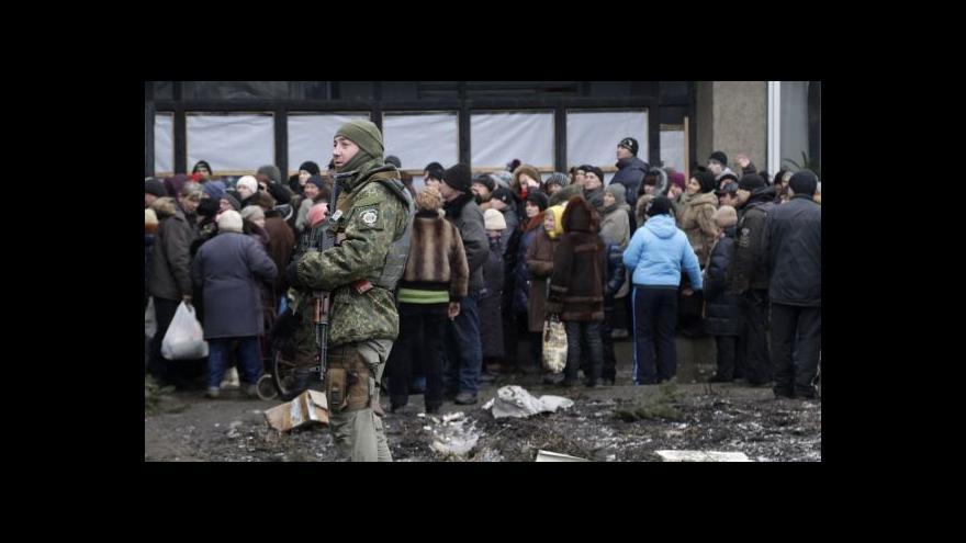 Video Téma Horizontu: Jednání o mírovém návrhu a zbraních pro Kyjev