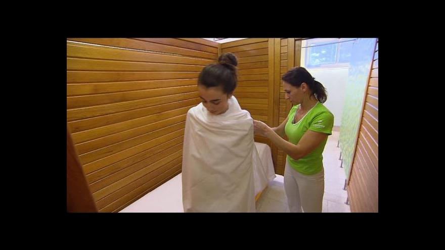 Video Zábal - léčebná procedura Vincence Priessnitze