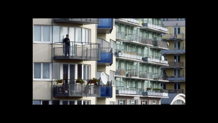 Video Zájem cizinců o byty v Česku roste