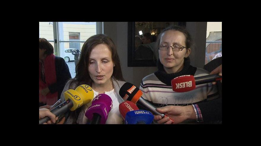 Video Michaláková: Chci znát další postup Česka v případě mých dětí