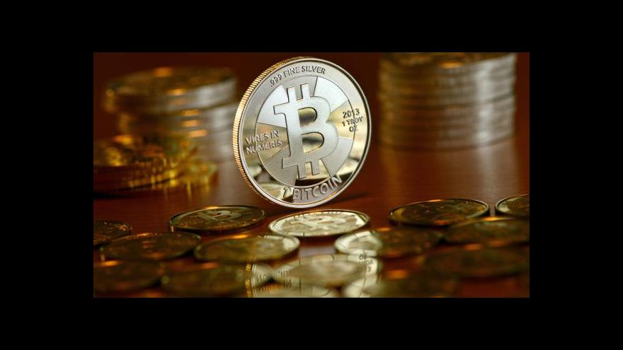Video Češi utrácejí bitcoiny. Za kávu i boty