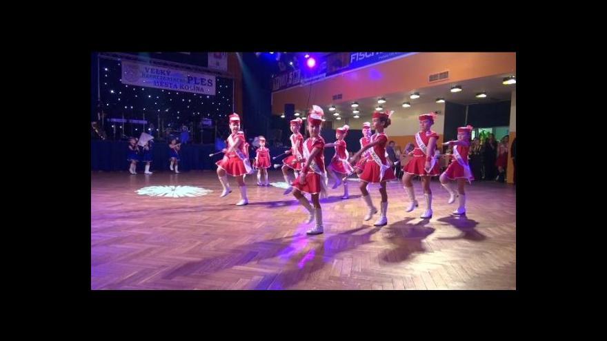 Video Ples města Kolína