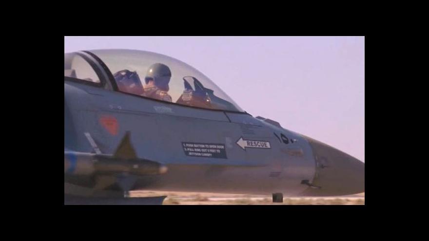 Video Zeman v Jordánsku: S terorismem se nevyjednává